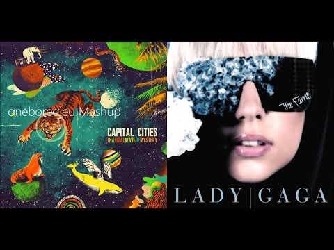 Save Face  Capital Cities vs Lady Gaga Mashup