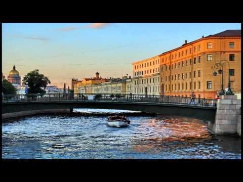 Saint Petersburg sanoilla karaoke HD