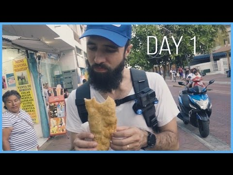 GALAPAGOS ISLANDS :: Day 1 Vlog - Arrival and Tortuga Bay Beach