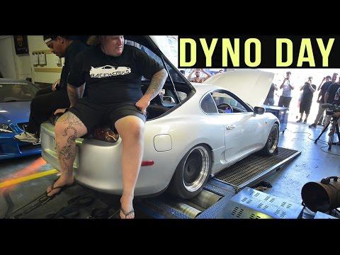 Wheels for Alex - Charity Dyno Day