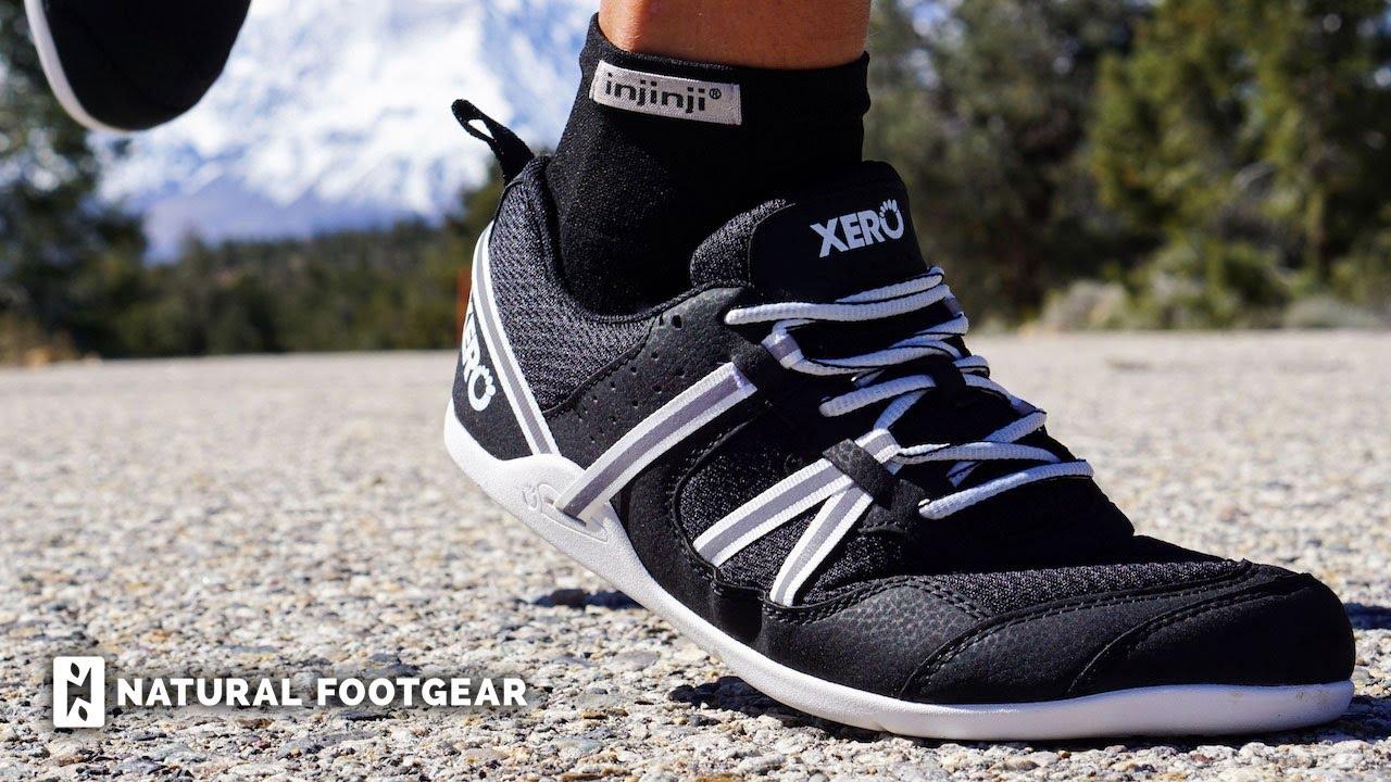 Xero Prio Shoe Review | Natural