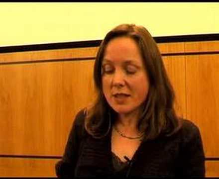 Science poetry: Lavinia Greenlaw