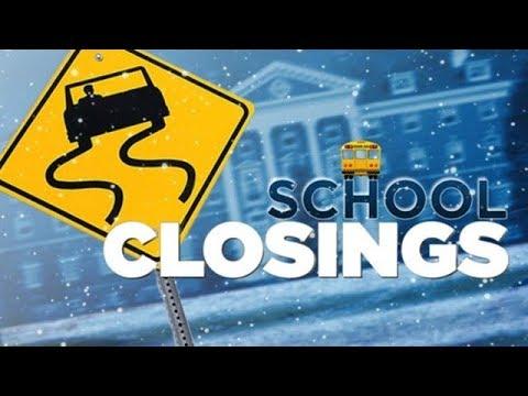 School Closures: Plainfield, Joliet Schools Closed Monday