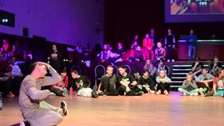 MČR Street & Break Dance 7 - Take The Lead 2 - 2014 - Brno (TV BABYLON)
