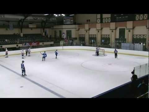 IIHF World Championship 2011 ISR - LUX 1 period