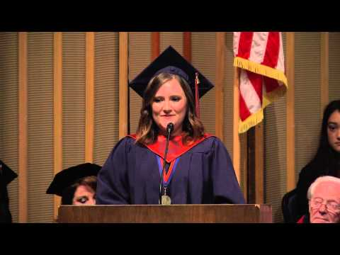 Louisiana College Spring 2015 Graduation Speeches