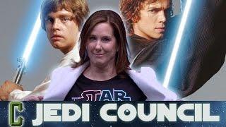 Collider Jedi Council - Skywalker Story Focus Of Star Wars Episode VII