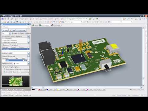 Interfacing to Altium Designer from SolidWorks - Part 2