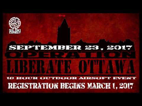 Operation Liberate Ottawa Team Recruit promo