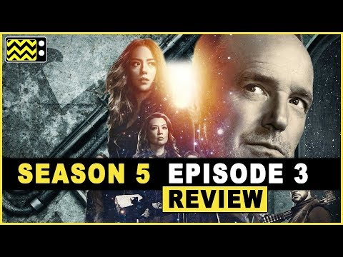 Agents of S.H.I.E.L.D. Season 5 Episode 3 Review & Reaction | AfterBuzz TV