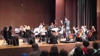 Drowsy Maggie FCJH Chamber Orchestra