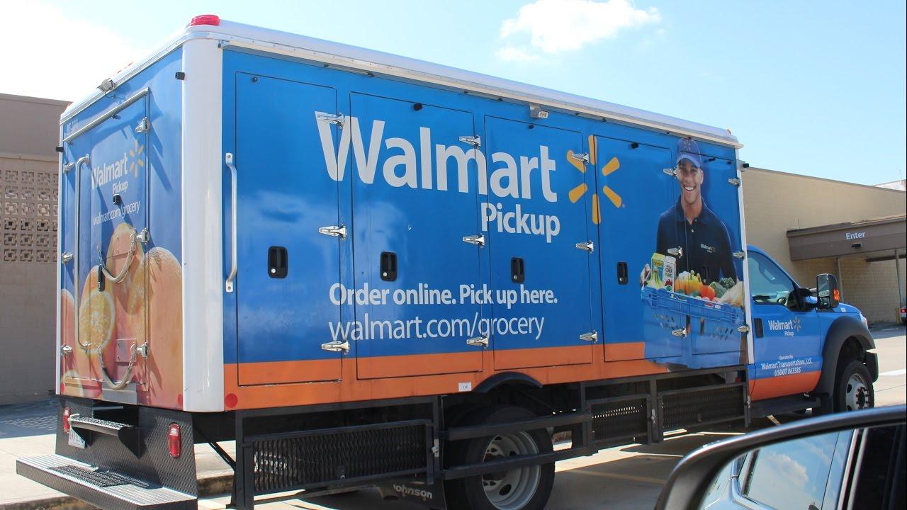 WalMart Online Grocery Pickup Review