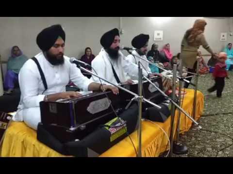 Naam Simran at Gurdwara Sahib Ramgarhia Bhawan Sector 27 - Bhai Jagdeep Singh Chandigarh Wale