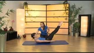 Raffermir son corps avec la méthode Pilates