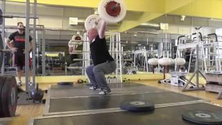 """Тяжелая атлетика """"Исправляем технику"""" Weightlifting"""
