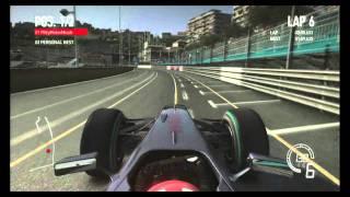 ARL Setups - Monaco Dry - PS3 World Record - 1.09.502 Lap + Setup