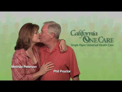 Phil Proctor & Melinda Peterson for California OneCare