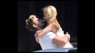 Dianna Agron and Alex pettyfer in LOVE