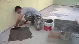 Высочайшее мастерство укладки плитки размером 600x600 мм