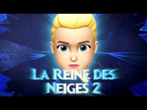 LA REINE DES NEIGES 2 - UN NOUVEAU CHEMIN
