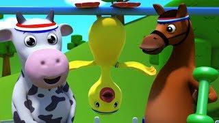 sauter un bub bub | sautante chanson pour enfants | comptines françaises | Jump A Bub Bub Song