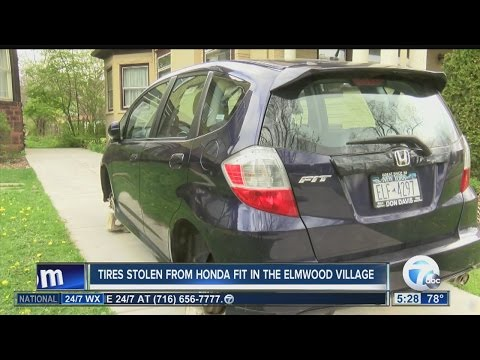 Buffalo Police Commissioner urges residents to invest in locking lug nuts