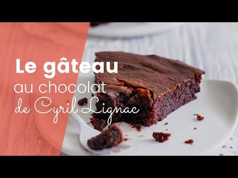 la-recette-du-gâteau-au-chocolat-de-cyril-lignac