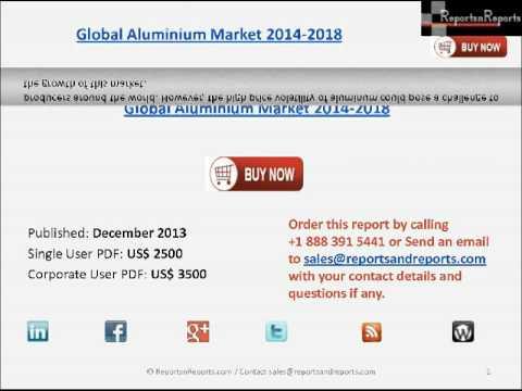 Aluminium Market 2018