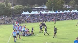 Highlanders rugby in Queenstown