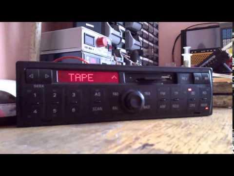 Audi Concert mod (cassette to SD+USB)