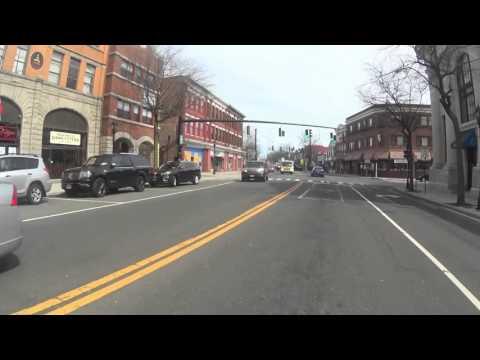 Riding into Riverhead NY