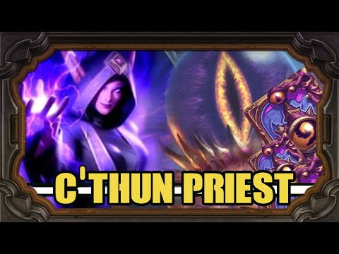 how to get c thun hearthstone
