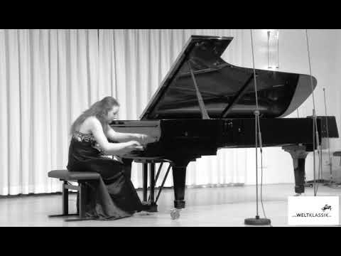 Regina Chernychko -F. Liszt F. Busoni 6 Grandes Etudes de Paganini