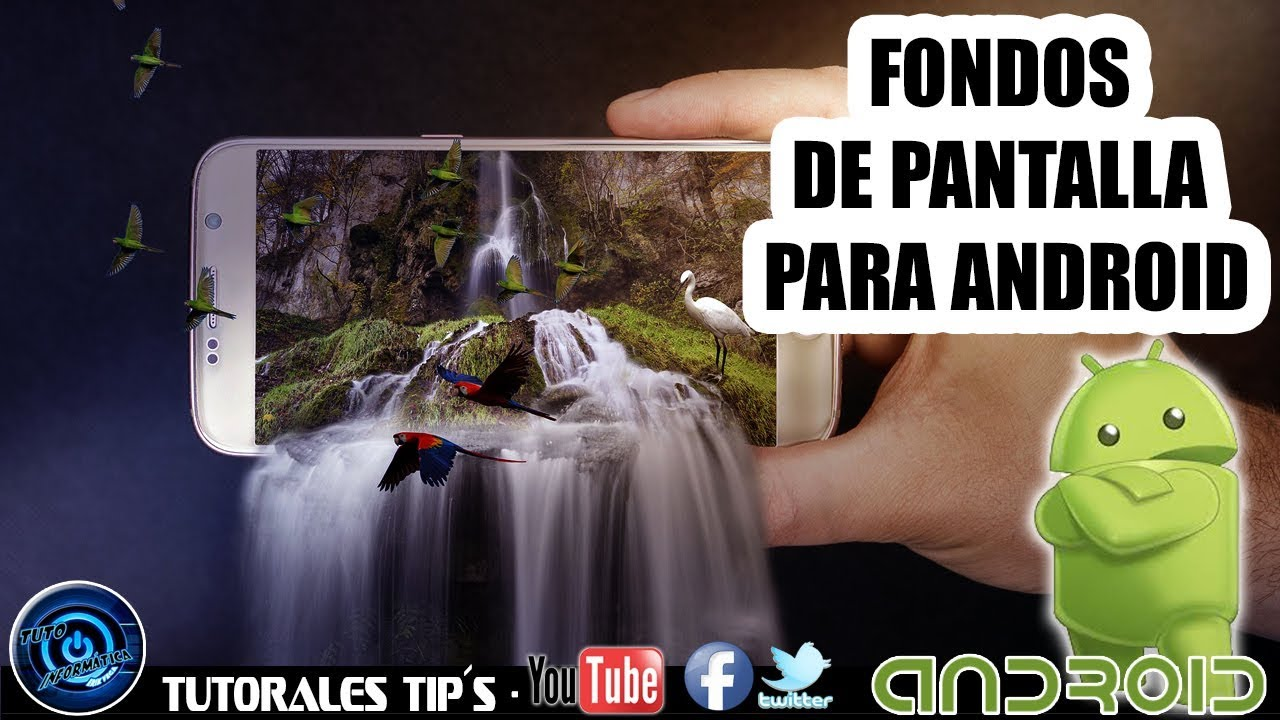 Wallpapers Para Android 3d Video Y Slideshow