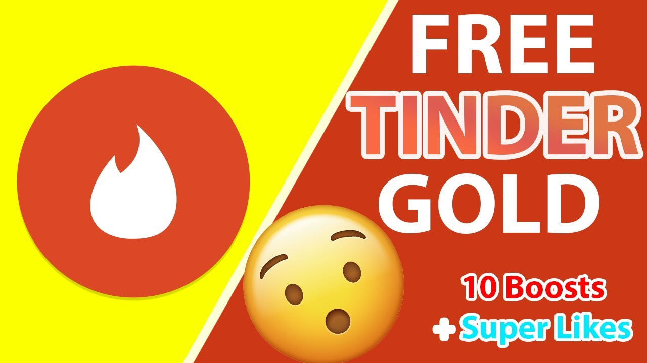 Free Tinder Gold How to Get Tinder Gold with Profile Boost