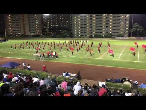 Kalani High School Band — 2016 Menehune Classic 4K