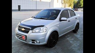 Автопарк Chevrolet Aveo 2006 года (код товара 22610)
