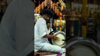 Thavil Karunamoorthy - International artist