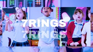 7 Rings (Ariana Grande Parody) Teacher Version
