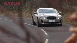 2010 Bentley Continental Supersports Videos