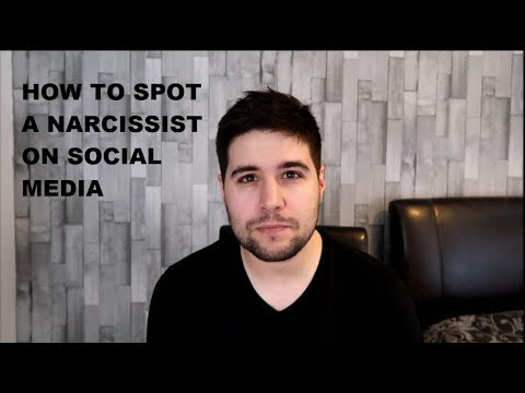 How To Spot A Narcissist On Social Media