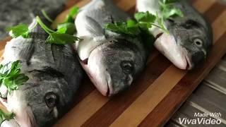 Çipura Balık Kolay Nasıl Temizlenir? | Balık Tarifleri | Yemek Tarifleri