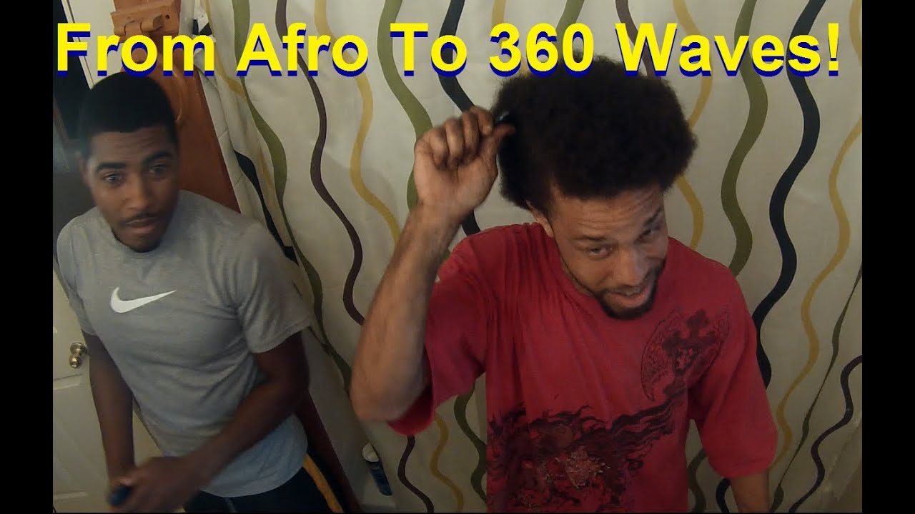 From Afro To Deep 360 Waves On All Sides Best Hairstyle