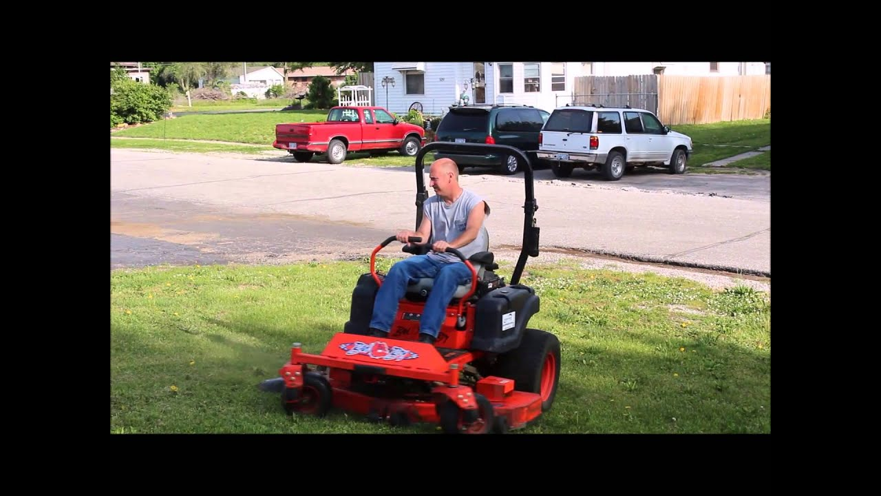2007 Bad Boy 60 Quot Ztr Lawn Mower For Sale Sold At Auction