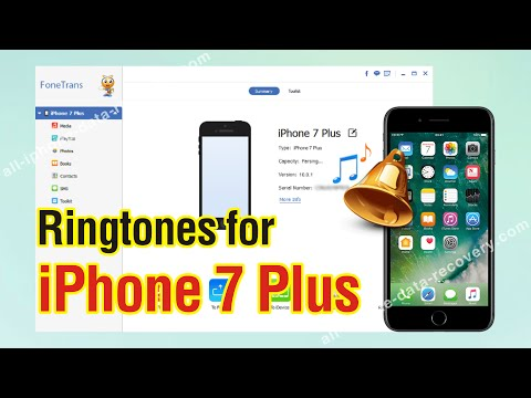 How to Make Ringtones for iPhone 7 Plus With Ease