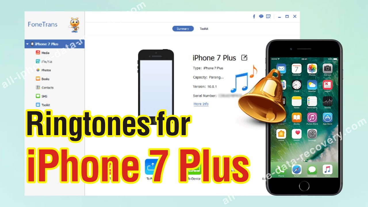 iphone 7 ringtone how to make ringtones for iphone 7 plus with ease 11553