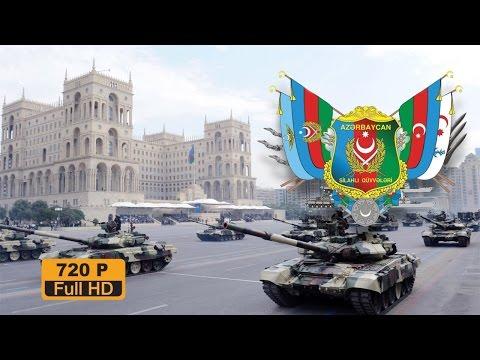 Azerbaycan Ordu Marşı: \