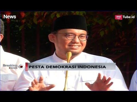 Dahnil Anzar Nyatakan Prabowo-Sandi Unggul 55,4 Persen dari Hasil Exit Poll - Breaking iNews 17/04
