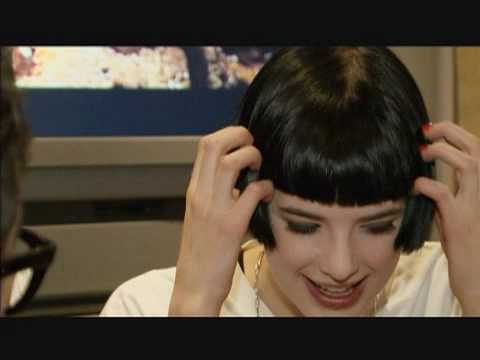 DAN LEVY INTERVIEWS SUPERMODEL AGYNESS DEYN!
