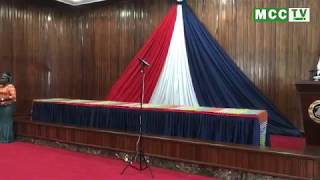 PRESIDENT WEAH  SPEECH ON COUNTRY'S ECONOMY